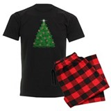 Celtic Christmas Tree pajamas