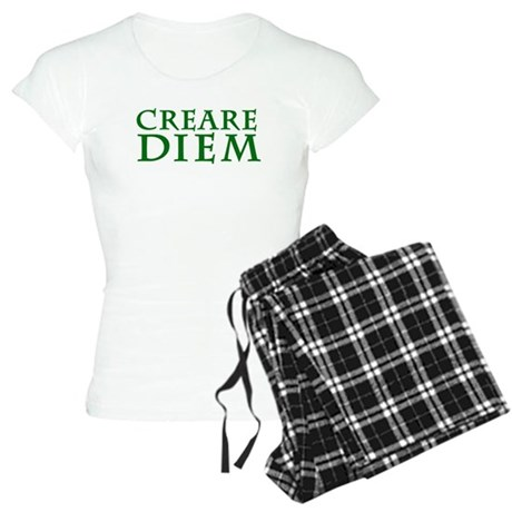 Creare Diem Women's Light Pajamas