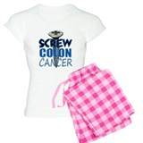Screw Colon Cancer Pajamas