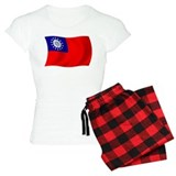 Burma Flag pajamas