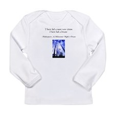 I Have Dreamed a Dream Long Sleeve Infant T-Shirt
