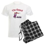 Vin Guard Wine Men's Light Pajamas