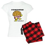 The Muffin Man pajamas
