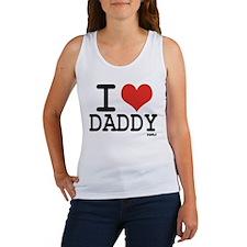 I LOVE DADDY Women's Tank Top