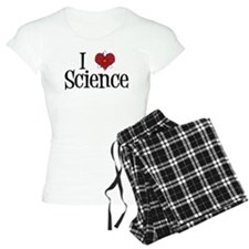 I Love Science Pajamas