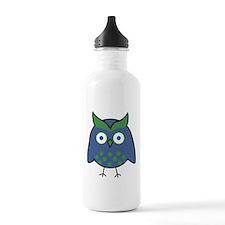 Blue Owl Water Bottle
