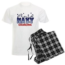 Proud Navy Grandma pajamas