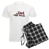 Mr. Fix It Dad pajamas