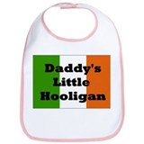 Daddy's Little Hooligan Bib