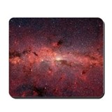 Milky Way Galaxy Center Mousepad