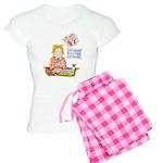 Scrapbooking Crop-A-Thon Women's Light Pajamas