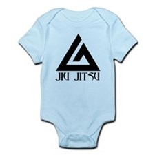 Jiu Jitsu Infant Bodysuit