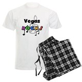Vegas Rocks pajamas