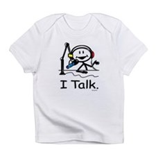 Funny Talk radio Infant T-Shirt
