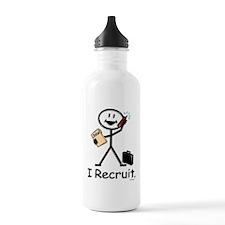 Recruiter Water Bottle