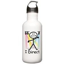 Theater Play Director Water Bottle