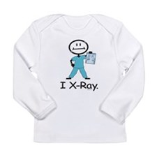 BusyBodies X-Ray Tech Long Sleeve Infant T-Shirt
