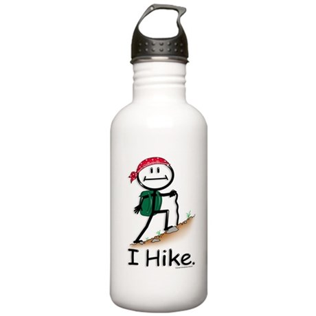 BusyBodies Hiking Stainless Water Bottle 1.0L