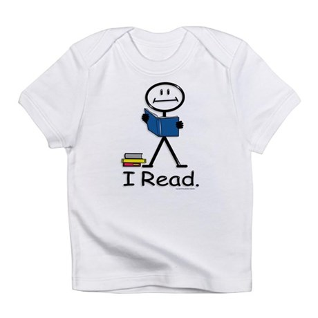 BusyBodies Reading Infant T-Shirt