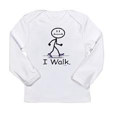 BusyBodies Walking Long Sleeve Infant T-Shirt