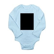 Cute Study Long Sleeve Infant Bodysuit