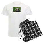 Cocker Spaniel Puppies Photo Men's Light Pajamas