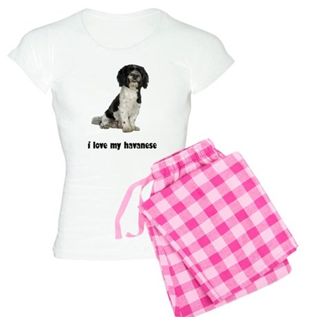 Havanese Love Women's Light Pajamas