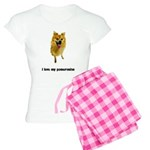 Pomeranian Lover Women's Light Pajamas