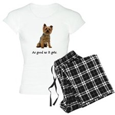 Good Silky Terrier Pajamas