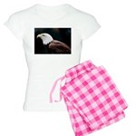 Bald Eagle Photo Women's Light Pajamas