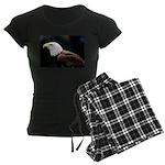 Bald Eagle Photo Women's Dark Pajamas
