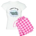 Flying Hippo Women's Light Pajamas