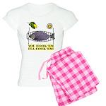 You Hook 'Em Fishing Women's Light Pajamas