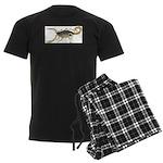 Light Scorpion Men's Dark Pajamas