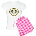 Skull Halloween Women's Light Pajamas