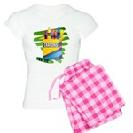 Crayons Women's Light Pajamas