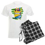 Crayons Men's Light Pajamas