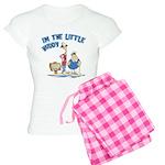 I'm The Little Buddy Women's Light Pajamas