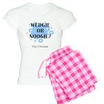 Wedgie Or Noogie Women's Light Pajamas