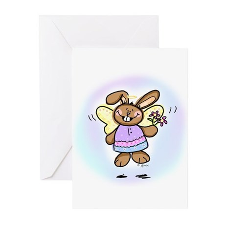 Easter Angel Greeting Cards (Pk of 10)