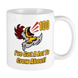 100th Birthday Small Mugs