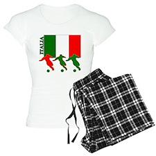 Italia Soccer Pajamas