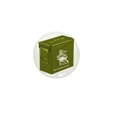 Sir Cache a Lot Mini Button (100 pack)