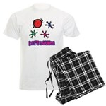 Let's Bounce Jacks (Jax) Men's Light Pajamas