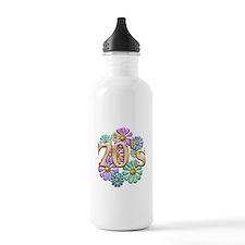 Retro 70s Sports Water Bottle