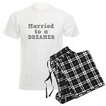 Married to a Dreamer Men's Light Pajamas