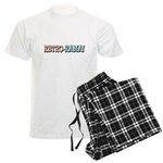 Retro-Rama Design Men's Light Pajamas