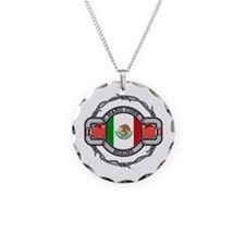Mexico Boxing Necklace