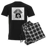 American Indian Men's Dark Pajamas