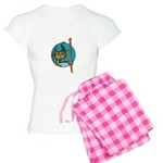 Lemur Women's Light Pajamas